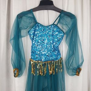Genie Costume Child Large
